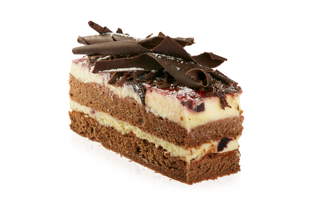 Black Forest Gateau Small Cakes And Tarts Costley Hotels