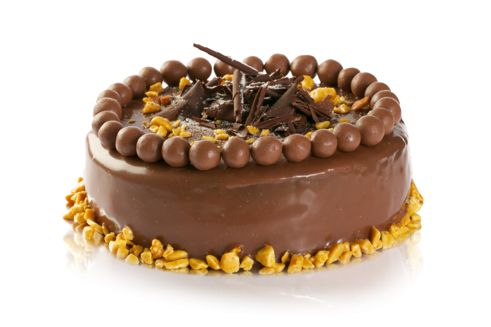 Food Chocolate Birthday Cake