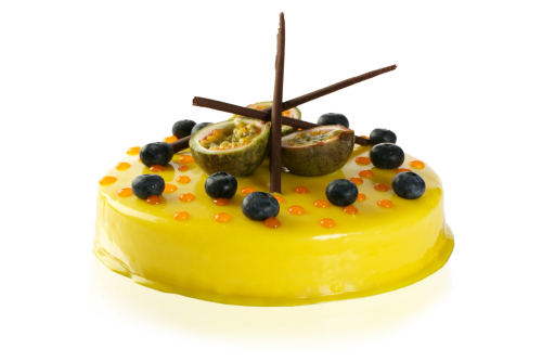 Passion Fruit Delice